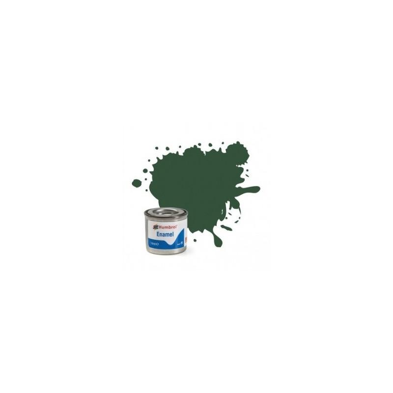 Humbrol 78 - Cocpit Green Matt