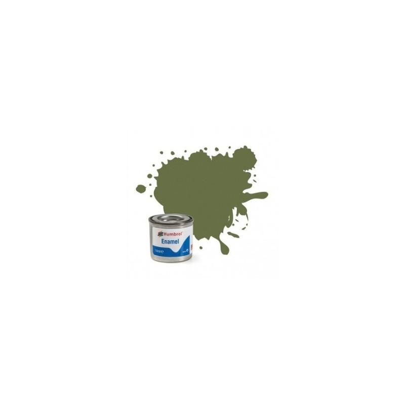 Humbrol 80 - Grass Green Matt