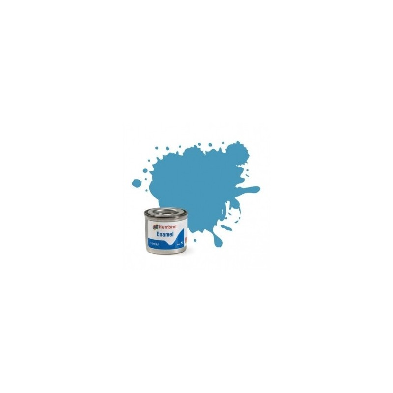 Humbrol 89 - Middle Blue Matt