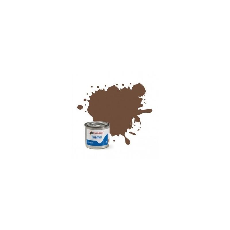 Humbrol 98 - Chocolate Matt