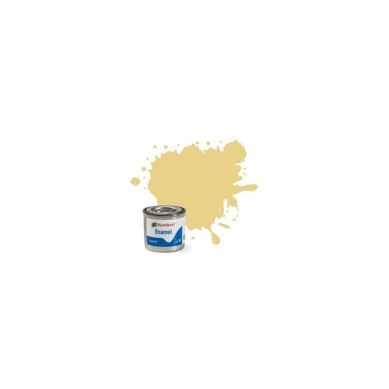 Humbrol 103 - Cream Matt