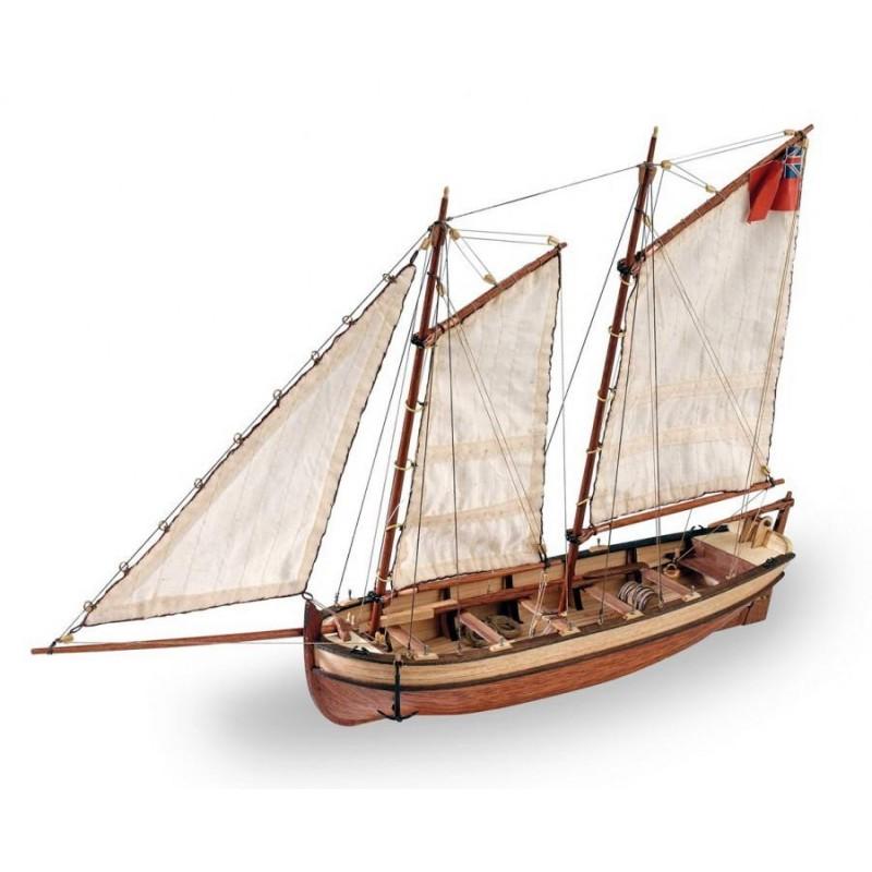 HMS Endeavour - Artesania Latina 19015
