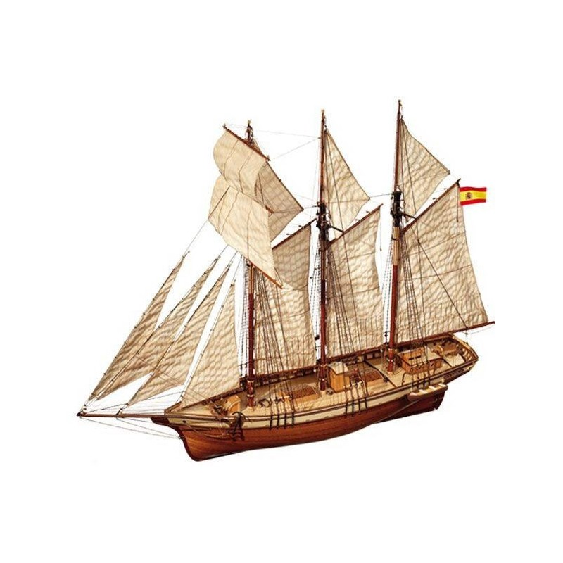 Schooner Cala Esmeralda - OcCre 13002