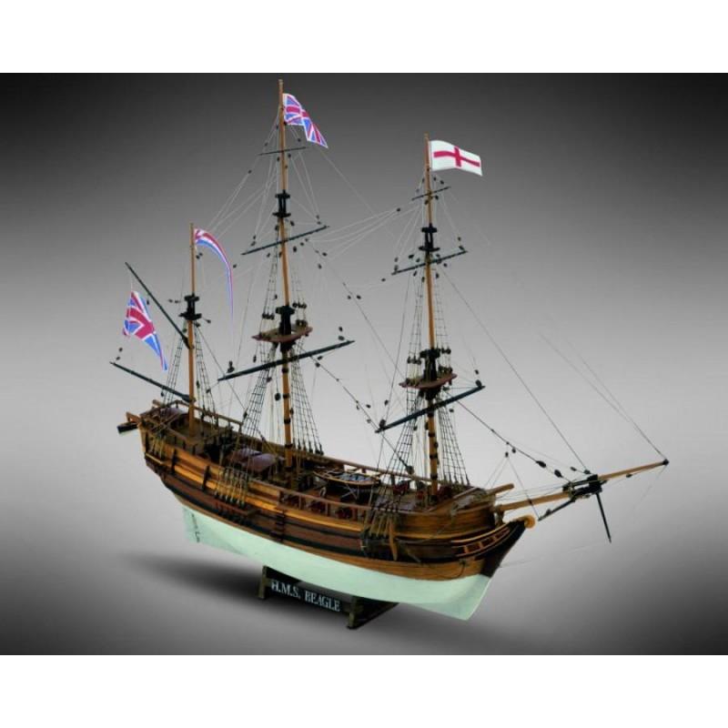 HMS Beagle - Mamoli MV20