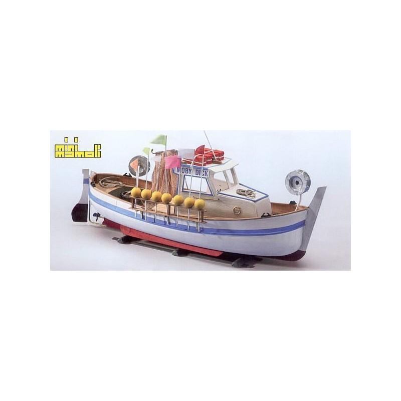 Moby Dick - Mamoli MM72