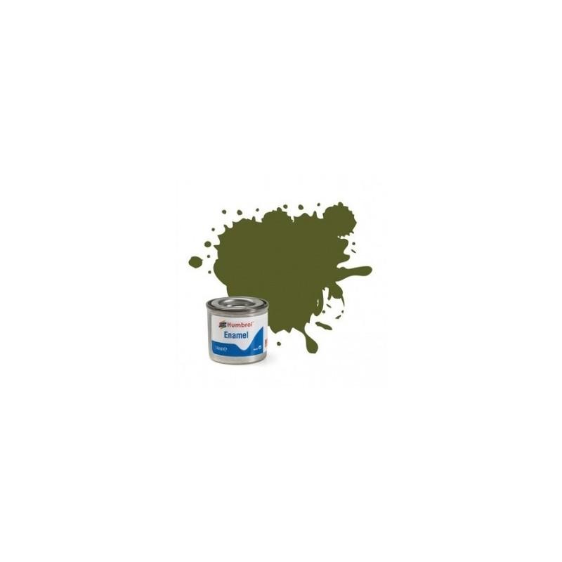 Humbrol 149 - Dark Green Matt