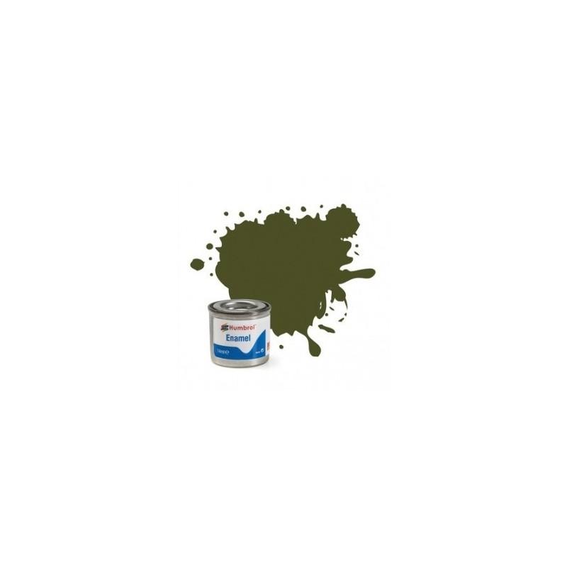 Humbrol 155 - Olive Drab Matt