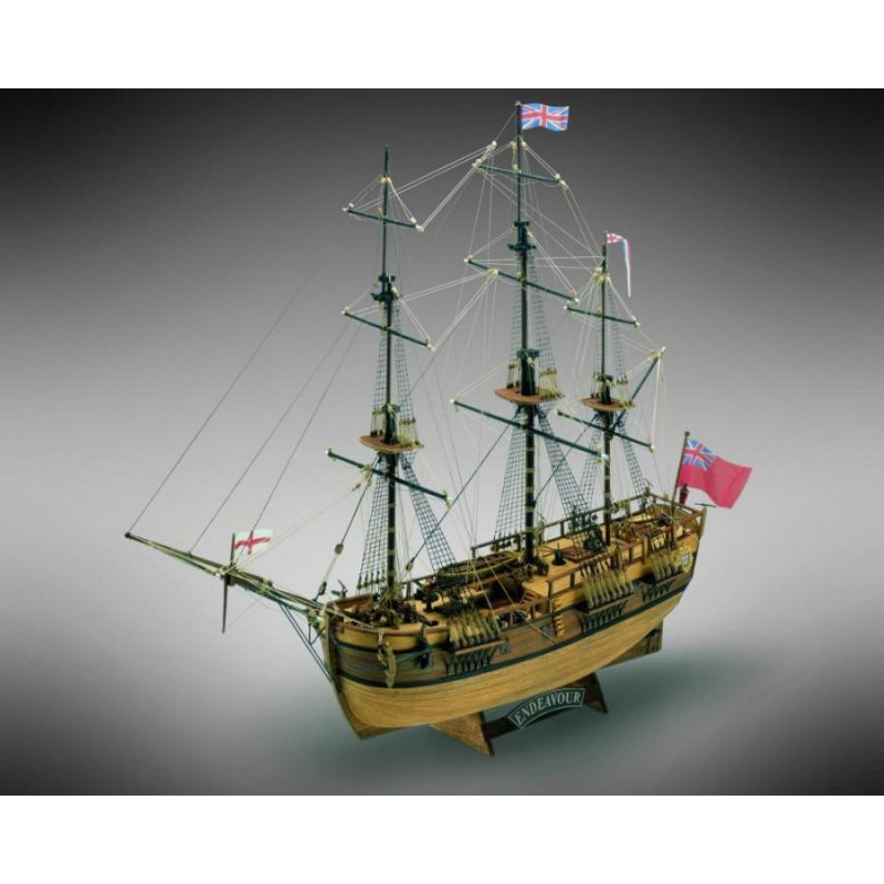 HMS Endeavour - Mamoli MV47