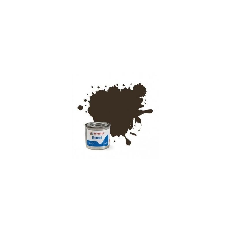 Humbrol 10 - Service Brown Gloss