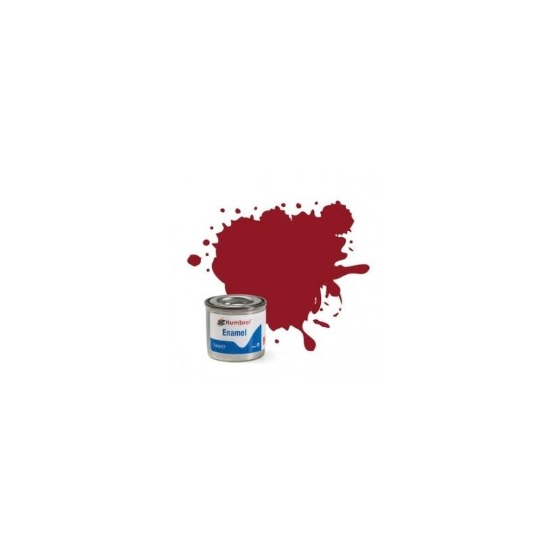 Humbrol 20 - Crimson Gloss