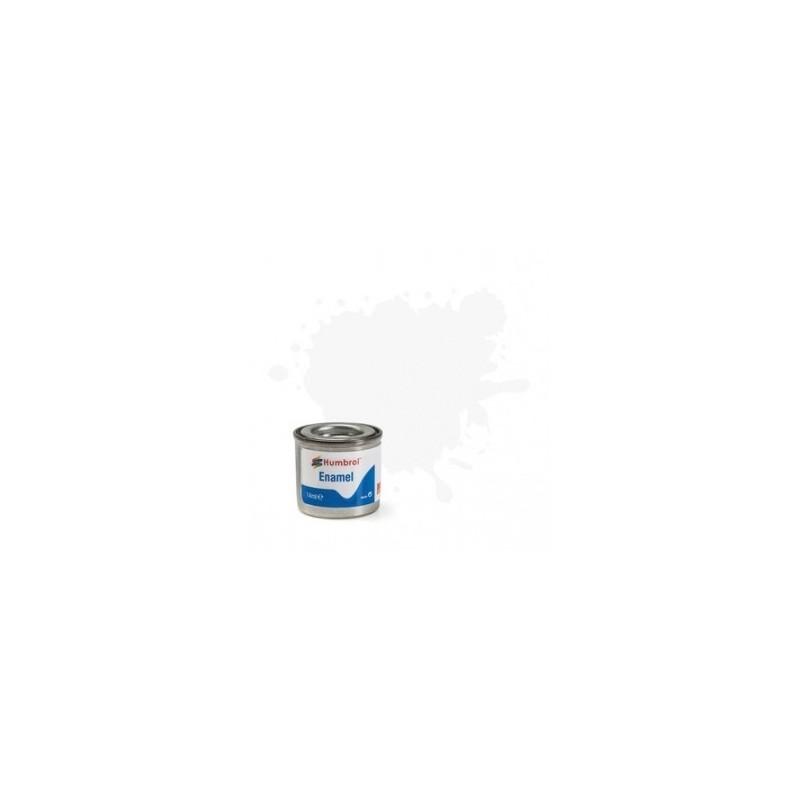 Humbrol 22 - White Gloss