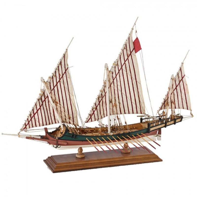 Greek galley - Amati 1419