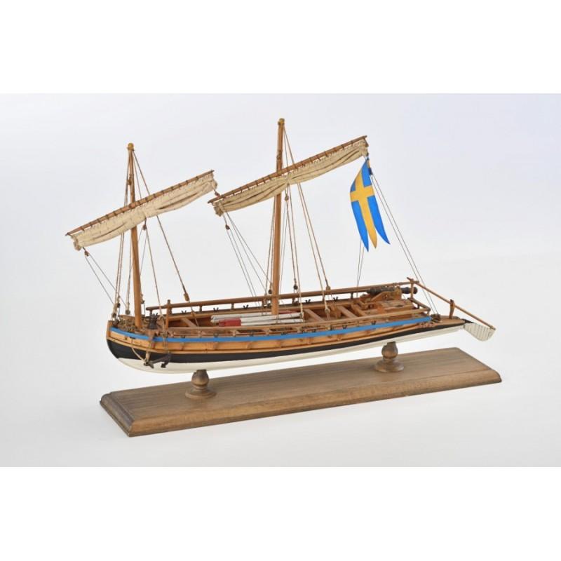 Gunboat 1775 - Amati 1550