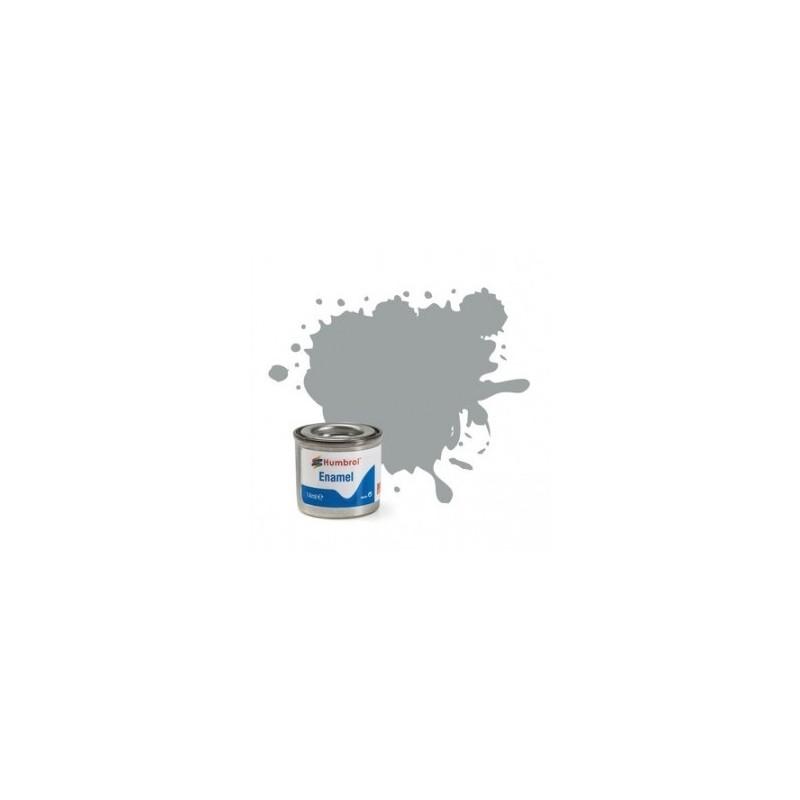 Humbrol 129 - US Gull Grey Satin