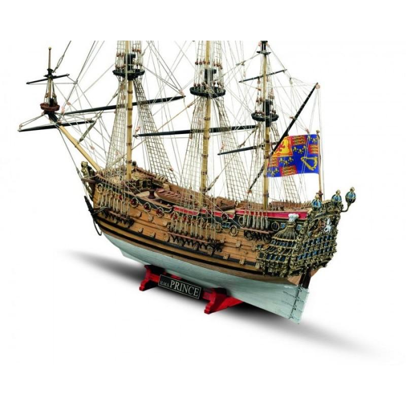 HMS Prince - Mamoli MV80