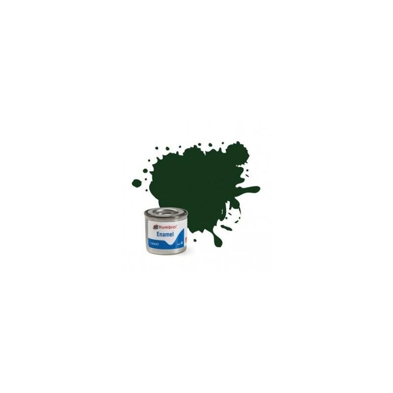 Humbrol 195 - Dark Green Satin