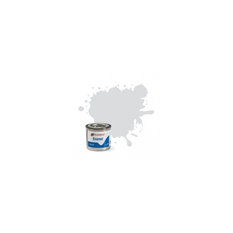 Humbrol 196 - Light Grey Satin