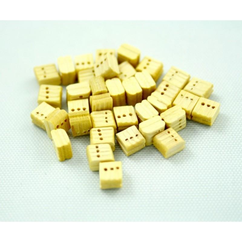 Triple blocks 5mm 100pcs - Amati 4089/05