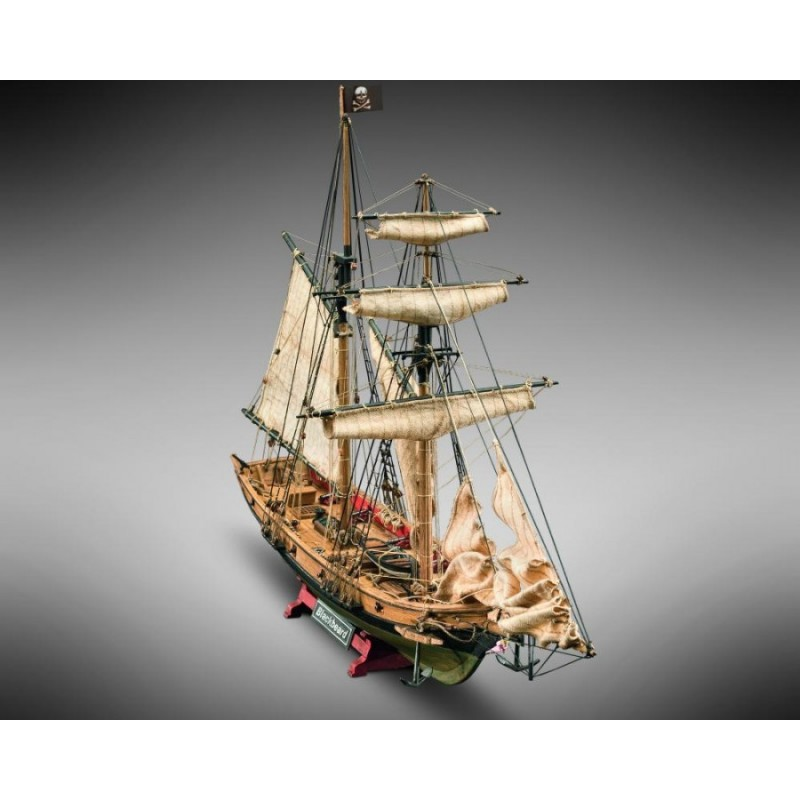 Pirate ship Blackbeard - Mamoli MV82
