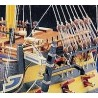 HMS Victory - bow section - Mantua Model 746