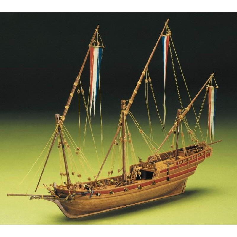 French Xebec - Mantua Model 795