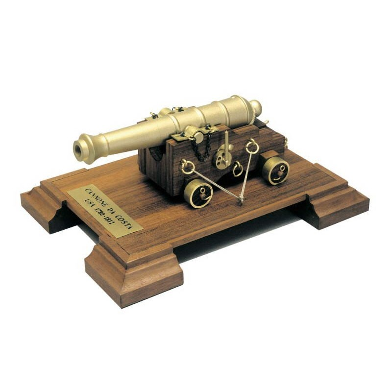 American Coastal Cannon - Mantua Model 806