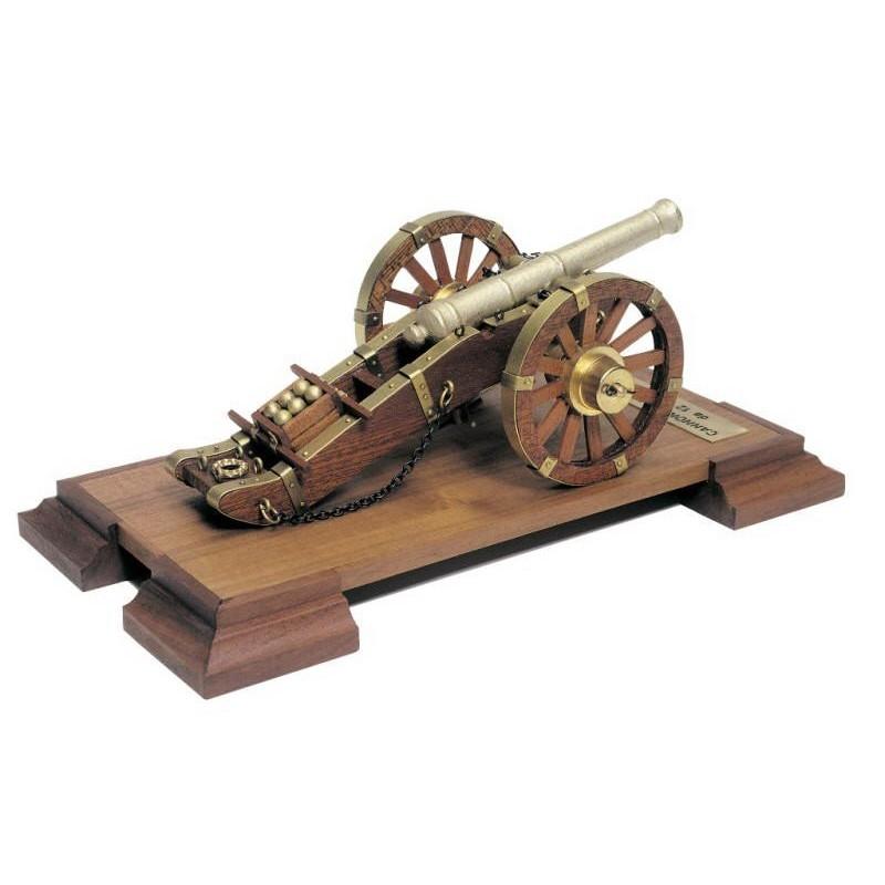 Napoleonic Cannon - Mantua Model 804