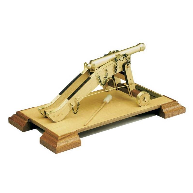 Piedmontese Powder Cannon 18th Century - Mantua Model 809