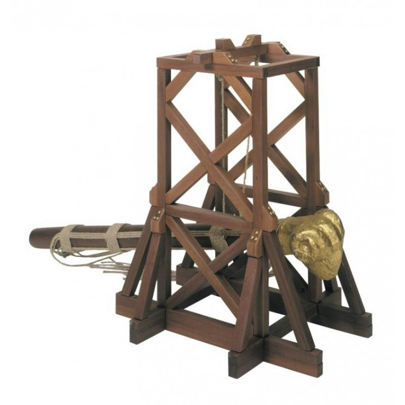 Roman Siege Tower - Mantua Model 816