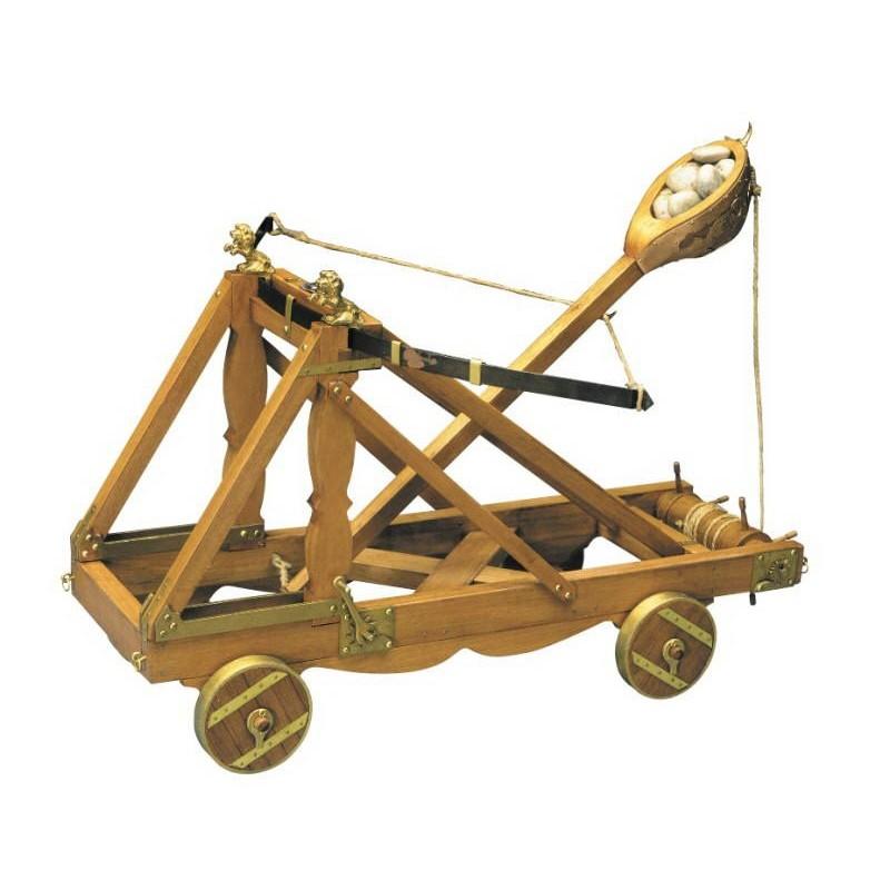 Ancient Roman Catapult - Mantua Model 817