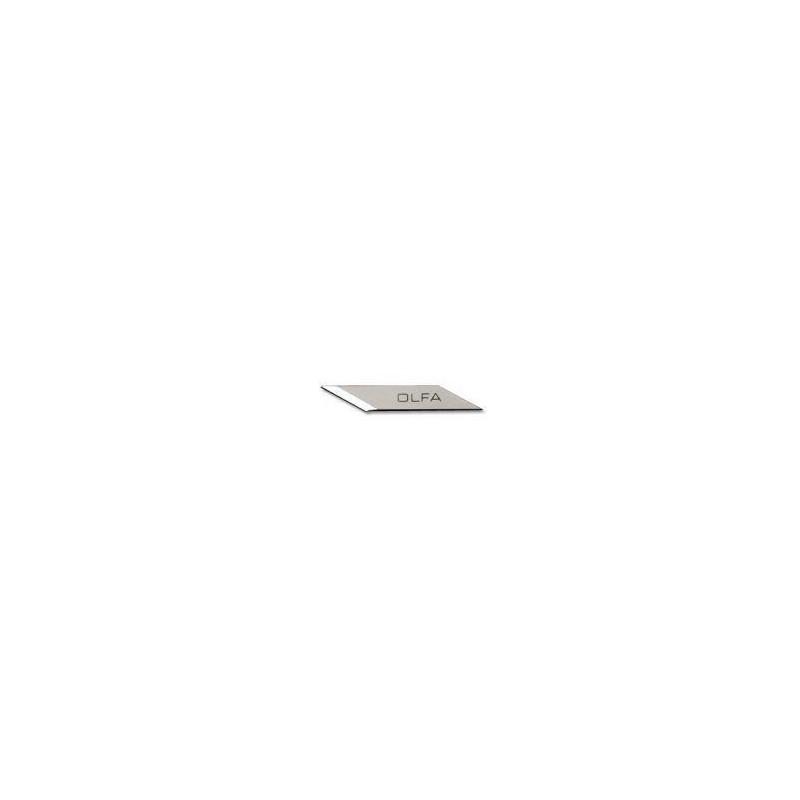 Blades and needle for AK5 30pcs - Olfa KB530B