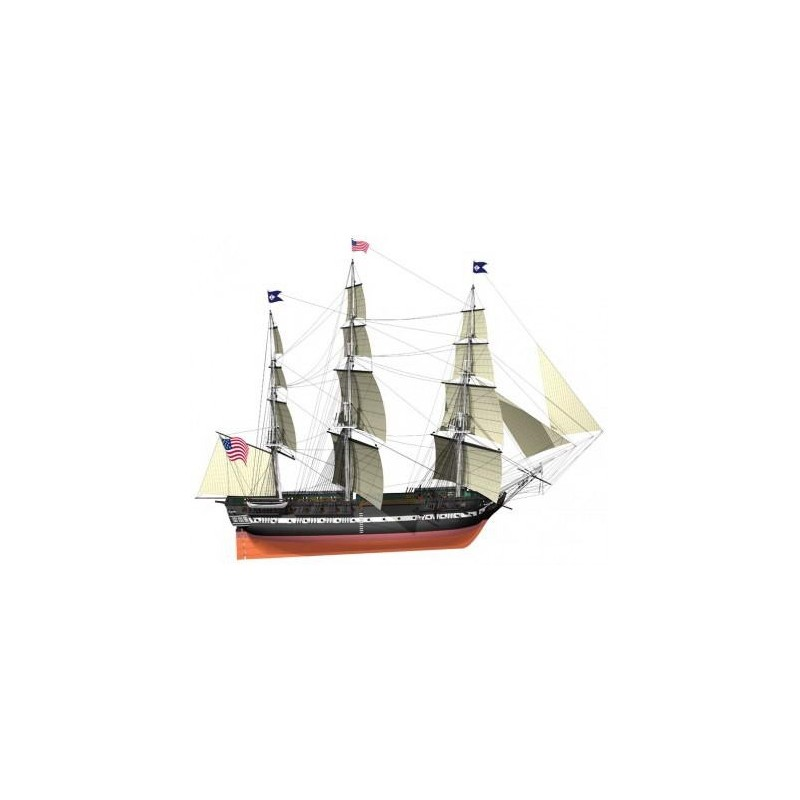 USS Constitution - Billing Boats BB508