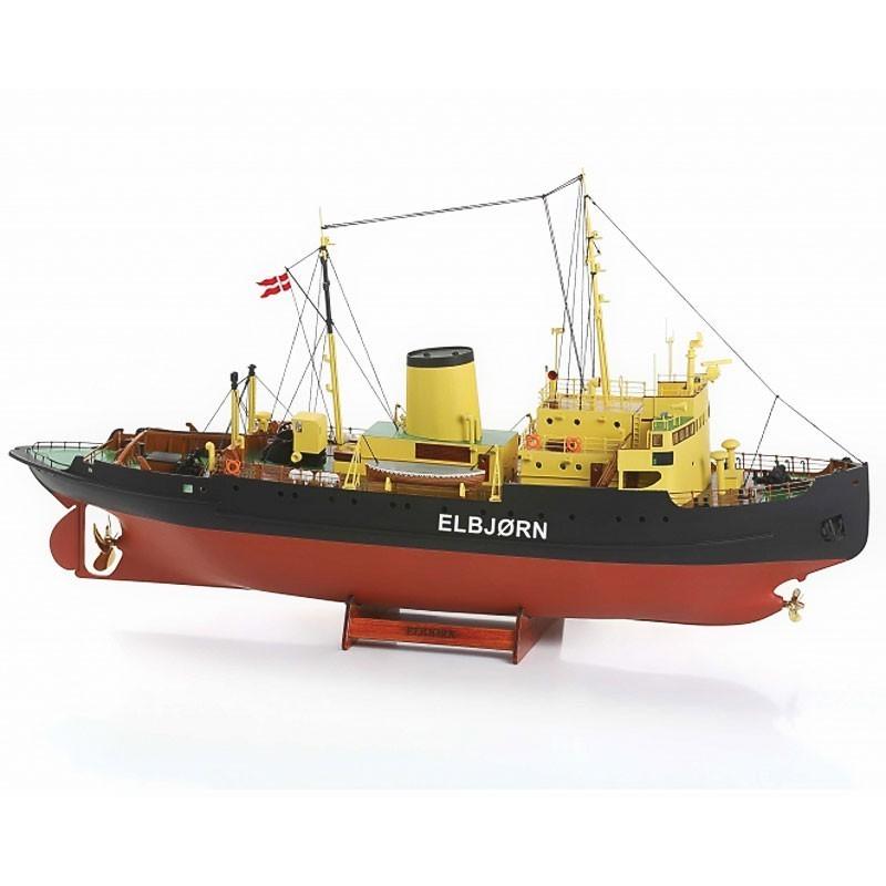 Lodołamacz Elbjorn - Billing Boats BB536