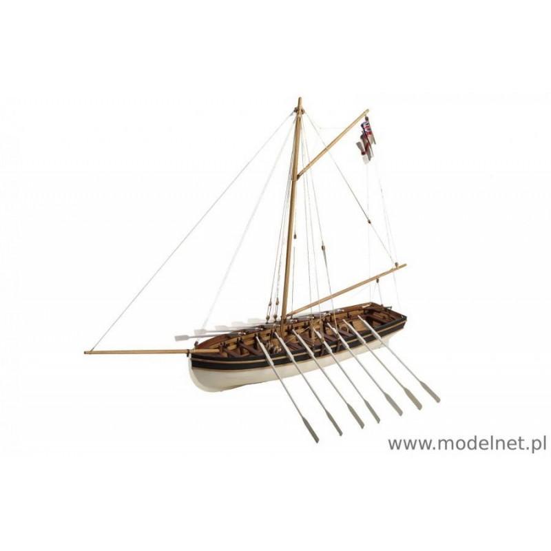 Boat of Agamemnon - Disarmodel 20131