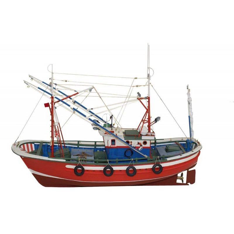 Fishing trawler - Disarmodel 20143
