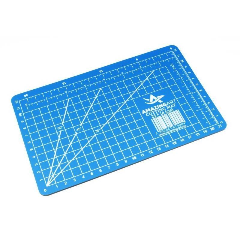 Cutting mat 23x14cm A5 - Amazing Art