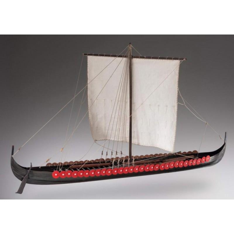 Viking Langskip 1/35 - Dusek D005