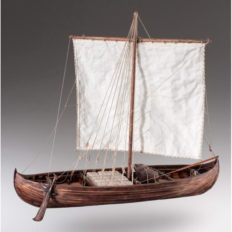 Viking Knarr 1/35 - Dusek D007