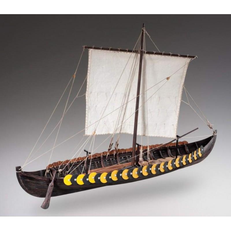 Viking ship Gokstad 1/35 - Dusek D006