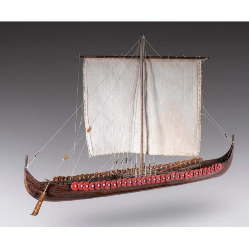 Viking Langskip 1/72 - Dusek D014