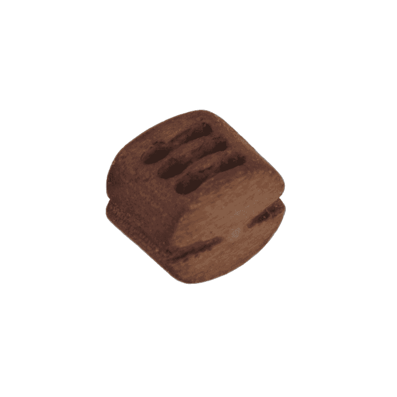 Triple blocks 5mm 10pcs - Master Korabel