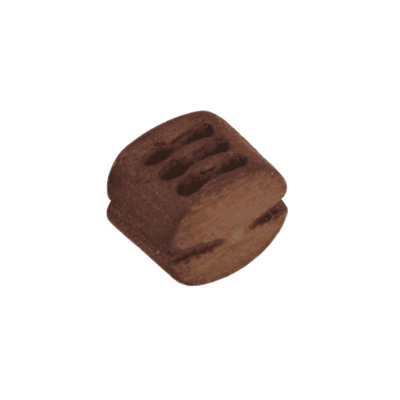 Triple blocks 4mm 10pcs - Master Korabel