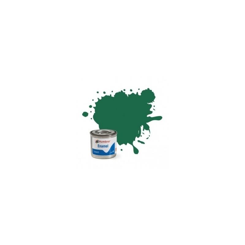 Humbrol 30 - Dark Green Matt