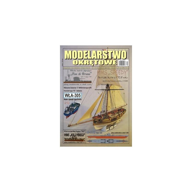 Modelarstwo Okrętowe - Numer Specjalny 22