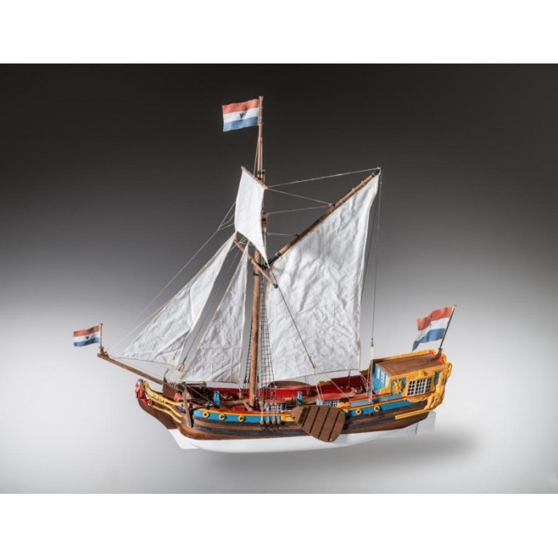Dutch Statenjacht - Dusek D023