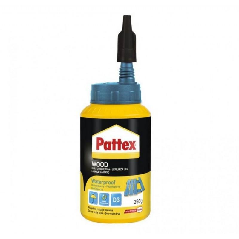 Pattex D3 - szybki klej do drewna 0,25 kg