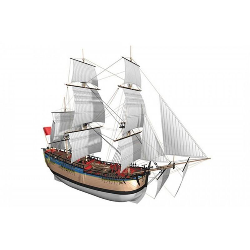 HMS Endeavour - Billing Boats BB514