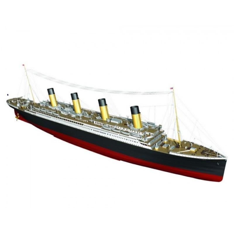 RMS Titanic 1:144 - Billing Boats BB510