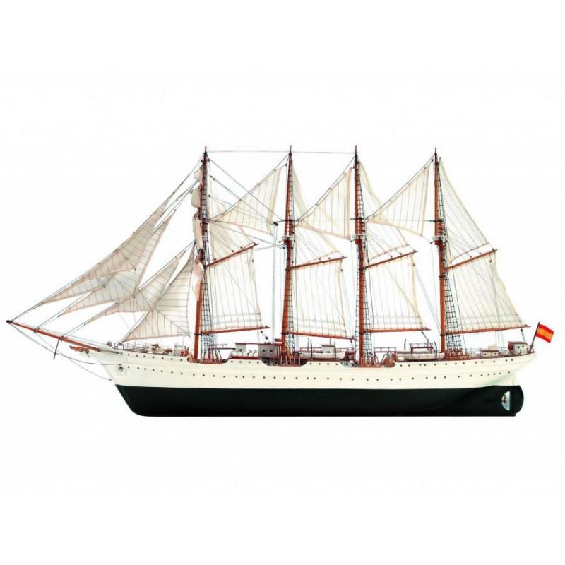 Juan Sebastian Elcano - Artesania Latina 22840
