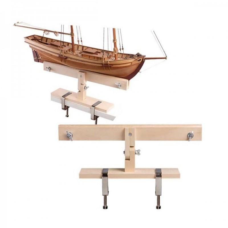 Hull Support for Ship Modeling (Building Slip) - Artesania 27011